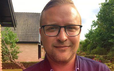 Patrik Lindberg – ny El-chef Örebro/ Västerås/ Sala